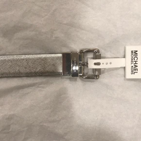 27591dc9066af Michael Kors Accessories | Reversible Leather Belt | Poshmark
